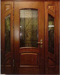 одностворчатые стальные двери повышенной надежности
