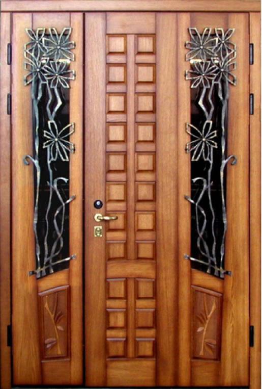 входные двери вип кованые
