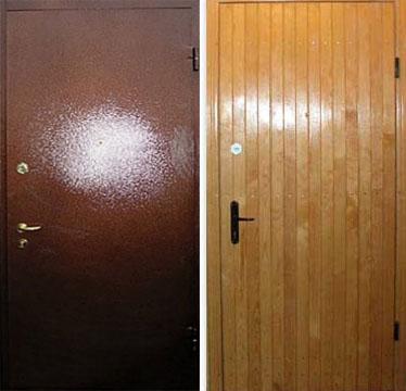металлическая дверь для дачи в ногинске
