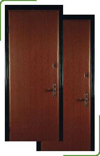 купить дешевую металлическую дверь для подсобного помещения