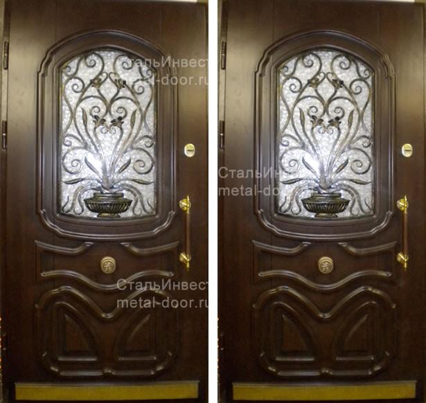 купить хорошую дорогую входную дверь