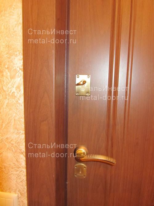 установить входную дверь дешево